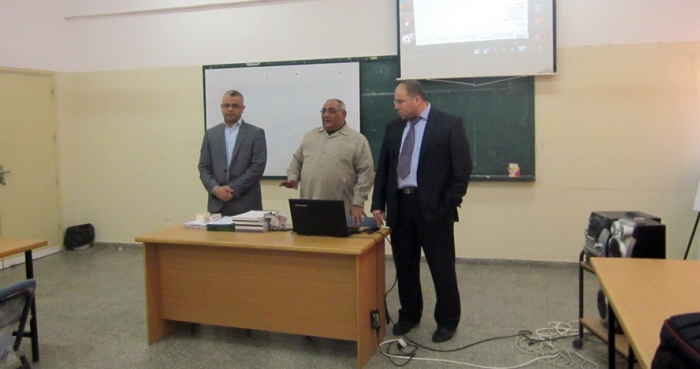 المعهد التربوي يفتتح دورة التخطيط التشغيلي لمدراء الدوائر
