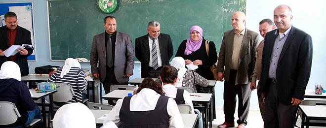 طلبة غزة يحصلون على نسبة نجاح100% في امتحان الدلف الفرنسي للسنة الثالثة على التوالي